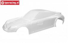 FG5171/06 Karosserie Porsche GT3-RSR 4WD weiss, 1 st.