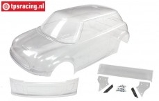 FG5180 Karosserie MINI Cooper glasklahr, set