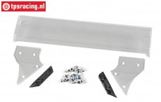 FG5183 Heckspoiler MINI Cooper Glasklahr, Set