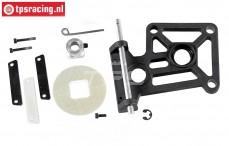 FG6039/10 Getriebeplatte mit bremse, Set