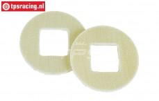 FG6044 Epoxie bremsscheiben, Ø36 mm, 2 st.