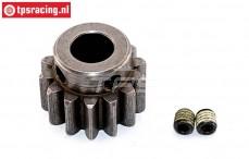 FG6047/01 Stahl zahnrad 15Z breit, 1 St.