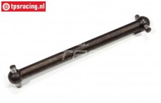 FG6080 Antriebsachse Stift, (Ø7-Ø10-L102 mm), 1 St.