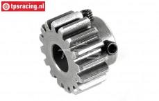 FG6431/01 Stahl zahnrad 16Z breit, (Ø10-B12 mm), 1 St.