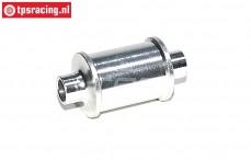 FG66253 Aluminium riemen umlenkrolle vorne, 1 St.