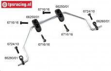 FG66260 Stabilisator 4WD vorne Ø4,0 mm, Set