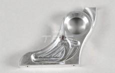 Motorsteun groot Elektro 1/6 2WD, (Aluminium), 1 st.