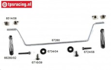 FG67260/10 Stabilisator 1/6 Sports-Line vorne, Set