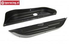 FG67151 ABS-Spritzschutz, Set