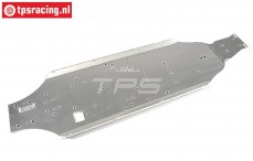 FG67271/05 Aluminium Chassis +26 mm Leopard 2WD, 1 st.
