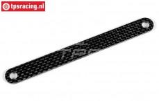 FG6815/02 Kohlefaser-strebe, B16-L155 mm, Set