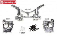 FG68400/01 Aluminium hinterachse 4WD WB535, set