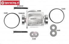 FG68405/01 Differentialumbau nach Aluminium 4WD, Set.
