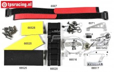FG68510 Elektro-Umrüstsatz 1/6 2WD, Set