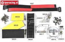 FG68512 Elektro-Umrüstsatz 1/5-1/6, 2WD-4WD, Set