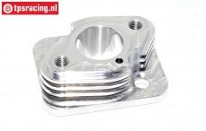 FG7338/01 Aluminium Tuning Isolator H15 mm, 1 st.