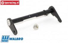 FG7366/10 Walbro Drosselklappewelle Stahl, set