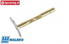 FG7366 Walbro Drosselklappenwelle Zenoah G2D, 1 st.