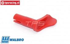 FG7379/28 Walbro choke Hebel Rot, 1 st