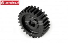 FG7426 Kunststoff Zahnrad 26Z breit, (Ø10-B12 mm), 1 St.