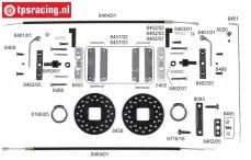 FG8450/01 Scheibenbremse vorne 2WD/4WD, Set
