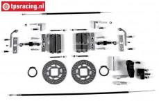 FG8452/05 Tuning-Scheibenbremse hinten, 2WD/4WD, Set