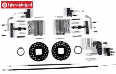 FG8452 Scheibenbremse hinten, 2WD/4WD, Set