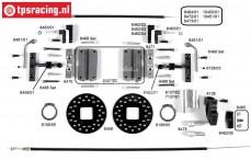 Konstruktionszeichnung Kabelbremsen FG8452