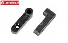 FG8462/02 Kunststoff Flex Bowdensughalter L26 mm, 2 St.