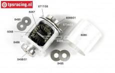 FG8483/05 Differential Komplet 2WD, set