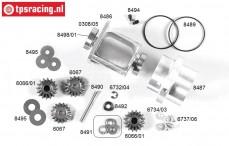 FG8485/05 Differential einstelbar sper 2WD, Set.