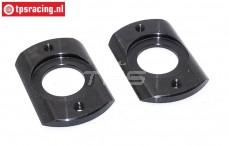 FG8500/01 Bremsplatten sper, 2 St.