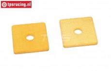 FG8501/02 Differential Bremsplatten, 2 St.