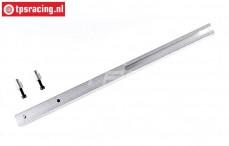 FG8541 Alu-Vorspur Messlineal L390 mm, Set
