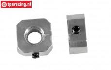 FG8610/03 Alu Felgen Vierkantmitnehmer L9,5 mm, 2 st