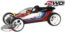 FG Baja Competition 2WD