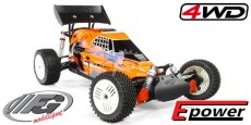 FG Fun Cross Elektro 4WD