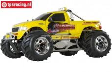 FG24010R Monster Truck WB535 4WD RTR Gelb
