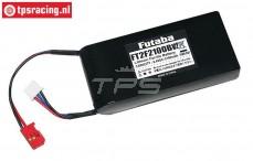 P-FT2F2100B Futaba Li-Fe 2100 mAh, 6,6 Volt, 1 st.