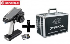 P-CB7PXR Futaba T7PXR + Koffer, Set