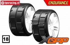 GWH02-XP3 1/5 Reifen Medium Ø120 mm, 2 st.
