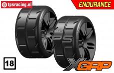 GWH02-XP1B 1/5 Reifen Soft Ø120 mm, 2 st.