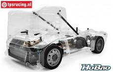 HB-GPX4E-CL Hobao Hyper EPX Semi Truck, Set