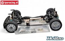 HB-GPX4E Hobao Hyper EPX Semi Truck, Set
