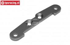 HPI102158 Strebe hinten unten A, Gun Metal, 1 st