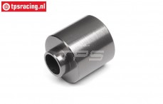 HPI102166 Abstandstück Bremse Gun Metal, 1 st.