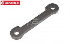 HPI102167 Strebe vorne unten, Gun Metal, 1 st.