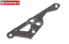 HPI102173 Motorhalterungs Strebe rechts Gun Metal, 1 st