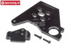 HPI108723 Alu-Motorhalter 5B Flux, Set