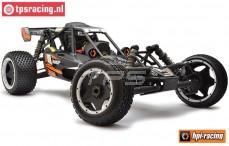 HPI113141 HPI Baja 5B 2.0 2WD Buggy 2.4 Gig RTR mit DBOX2